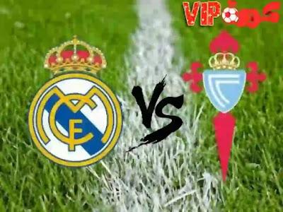 موعد مباراة ريال مدريد اليوم أمام سيلتافيجو