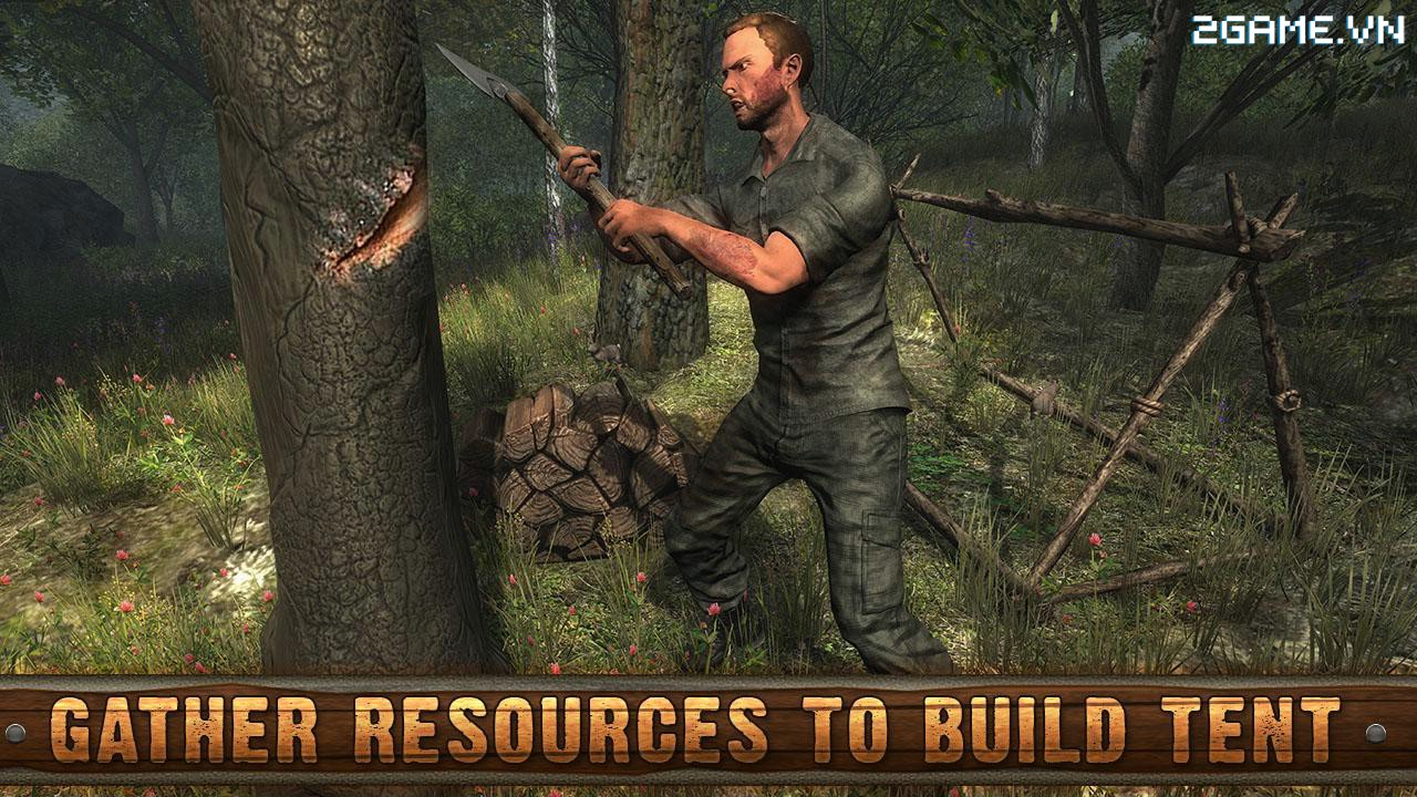 Amazon Jungle Survival Escape - v1.4 - Mod Full Item - [No CH Play]