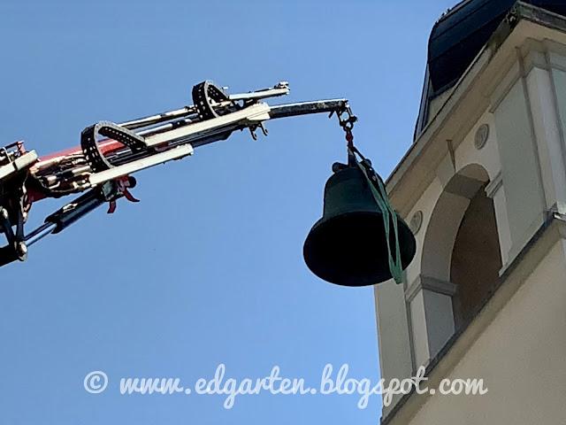 Glocken Kirchturm Weggis