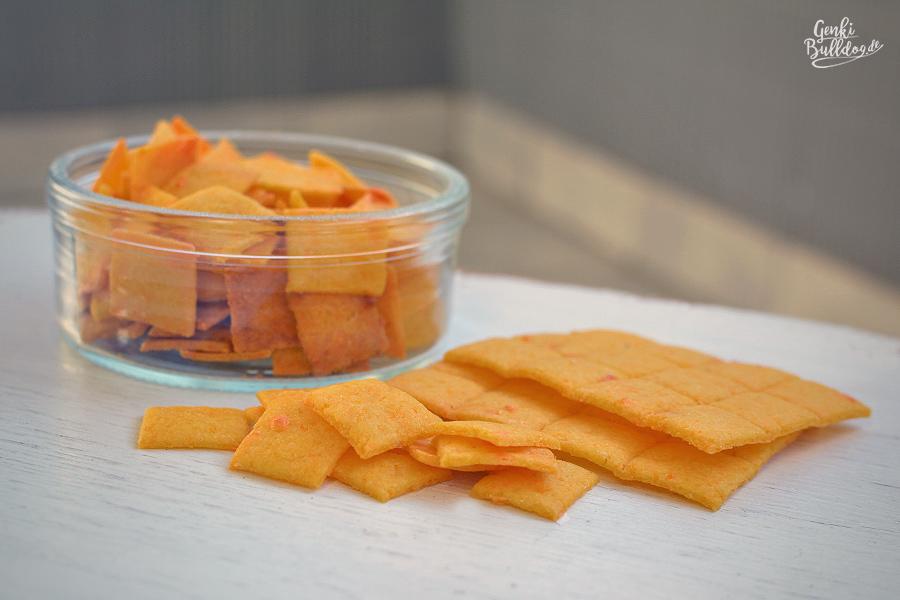 Rezept: Karotten-Mozzarella Kekse für Hunde