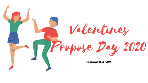 Valentines Propose Day 2020