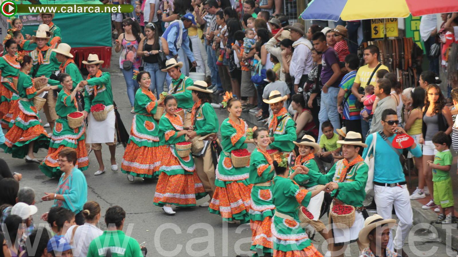 Carnaval del Paisaje Cultural Cafetero