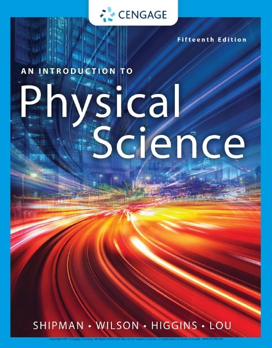 An Introduction to Physical Science, 15th Edition