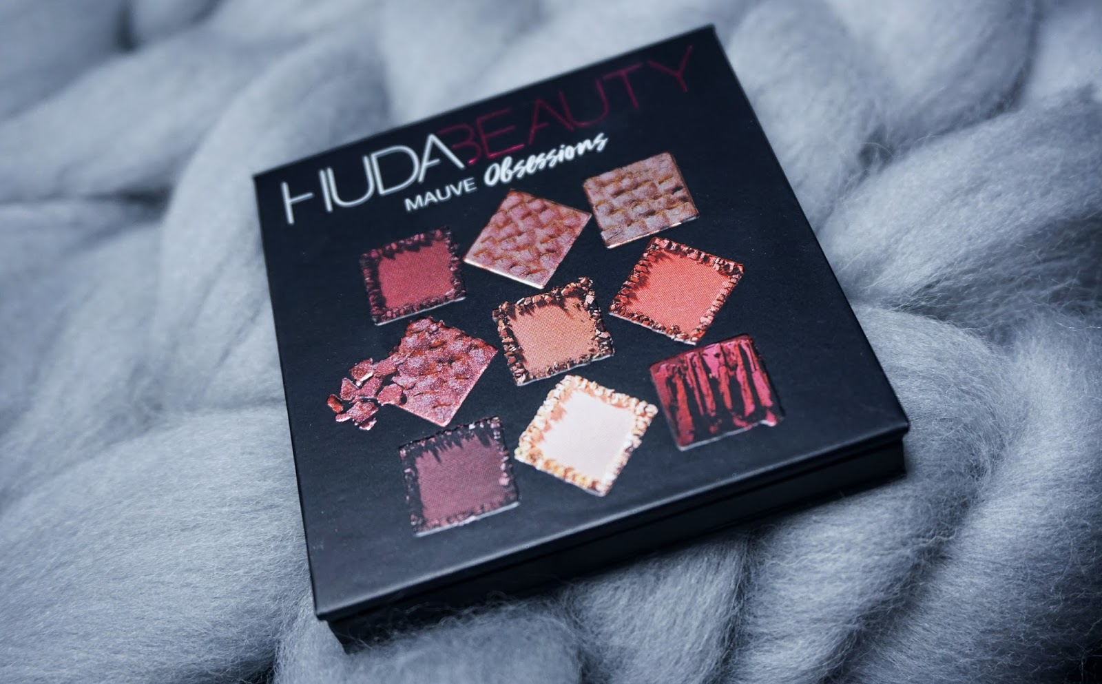 MAUVE OBSESSIONS HUDA BEAUTY NEW SEPHORA