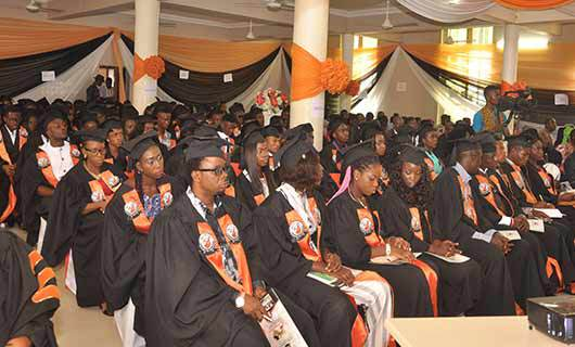 matriculating students of Mogcolis