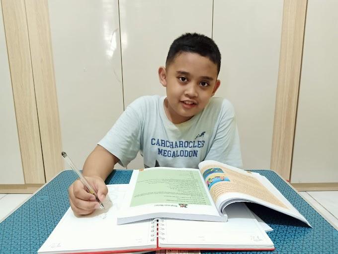 Belajar Menyenangkan di Rumah Dengan Advan Tab Belajar