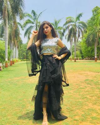 Gracy Goswami actress