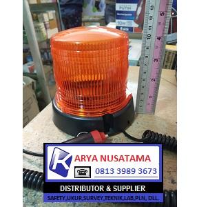 Jual Lampu Rotary Magnet 12V Magnet Amber di Probolinggo