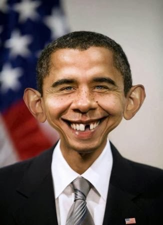 Funny Barack Obama Pictures - Mad