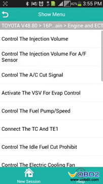 Launch X431 Auto diagnostic tools: Launch M-Diag Lite diagnose