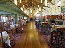 Many Glacier Hotel Lobby