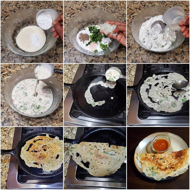 images of Rava Dosa / Onion Rava Dosa / Instant Rava Dosa / Crispy Rava Dosa / Rava Roast