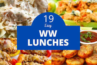Weight Watchers Lunch Ideas