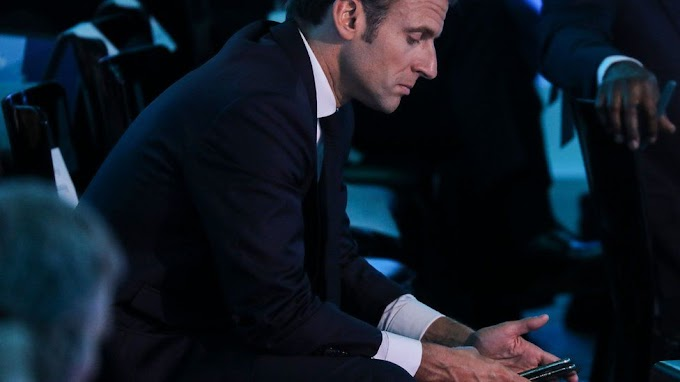 Pegasus spyware: French President Macron changes phone after hack reports