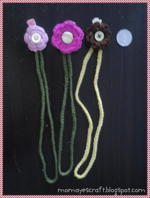 Crochet, Pacifier Holder
