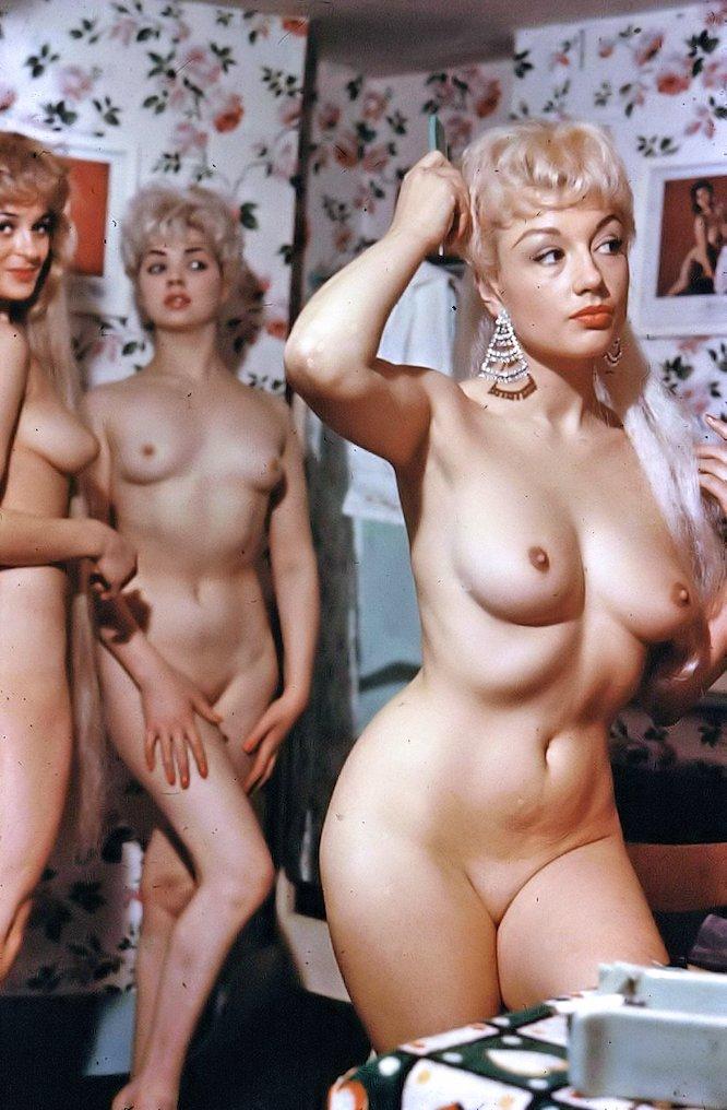 Harrison deveraux marie marks nude