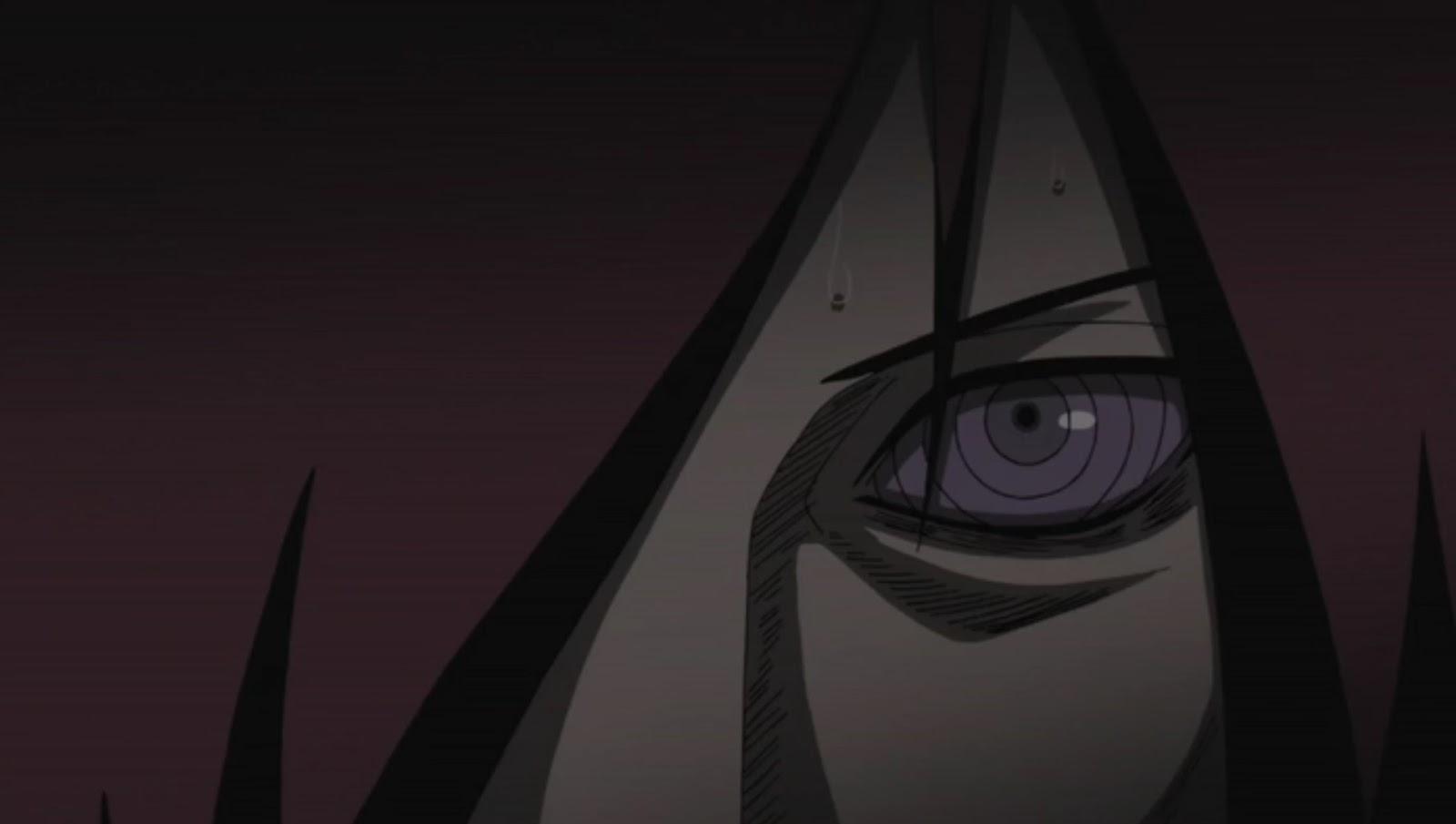 Naruto Shippuden: Episódio 165 – Captura Completa da Kyuubi