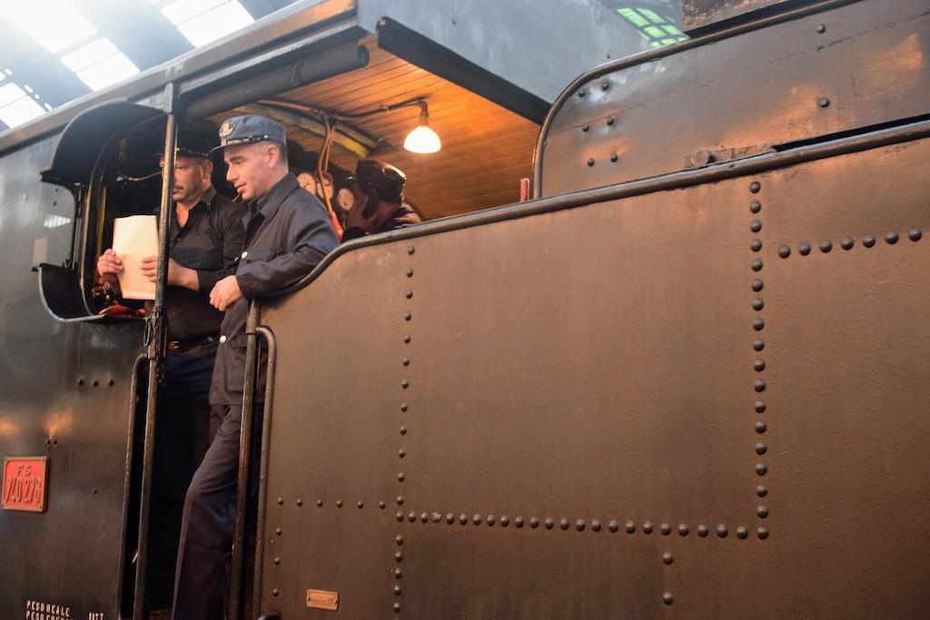 Historic train 740 287 from Milano