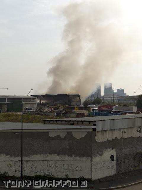IPB Incendio Bovisasca
