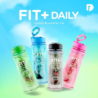 Dusdusan Fit + Daily (Set of 4) ANDHIMIND