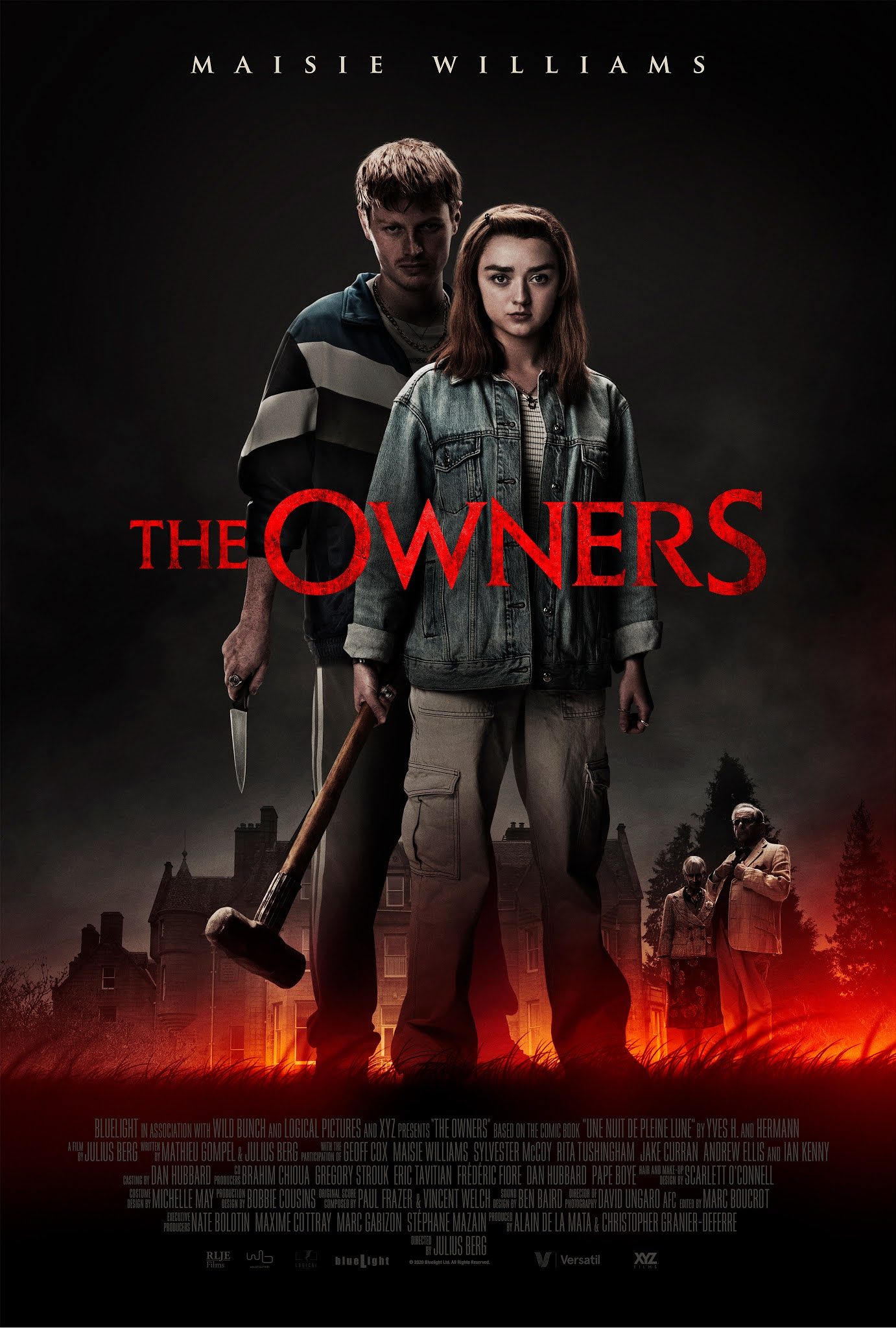 THE OWNERS SUBTITLE INDONESIA