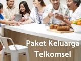PAKET KELUARGA TELKOMSEL - PENGGUNA PASCABAYAR MAUPUN PRABAYAR BISA!