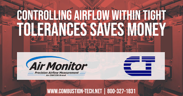 Airflow Control Within Close Tolerances Saves Money