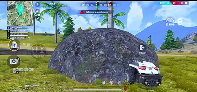 Free Fire Rank Pushing Tips and Tricks