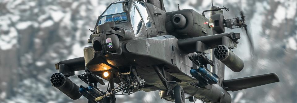 США схвалили продаж Кувейту гелікоптерів AH-64E Apache