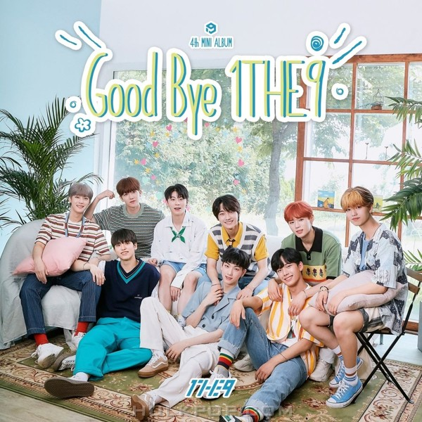 1THE9 – Good Bye 1THE9 – EP