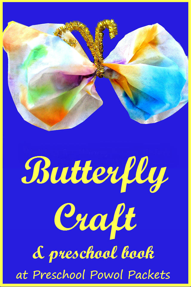 Butterfly craft song waiting for wings lois ehlert butterfly books butterfly crafts and butterfly songs are some of our preschoolers favorite things m4hsunfo