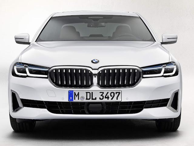 Novo BMW Série 5 2021