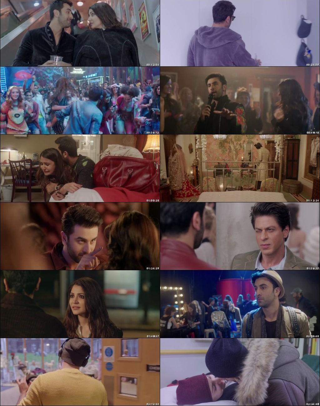 Ae Dil Hai Mushkil 2016 Full Hindi Movie Online Watch