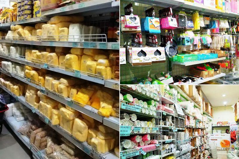 Alamat Toko Bahan Kue Roti Semarang