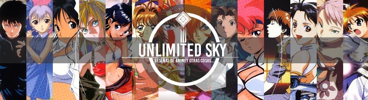 Unlimited Sky - Reseñas de anime y otras cosas