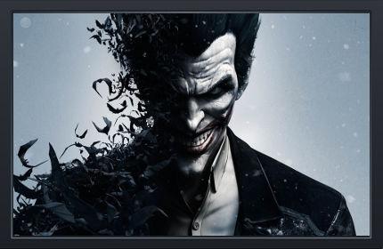 Batman Arkham Origins Joker Devil - Fond d'écran en Full HD