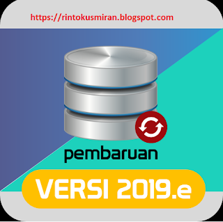 download patch aplikasi dapodikdasmen versi 2019.e