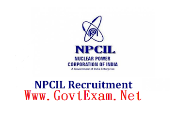 NPCIL Various Posts Recruitment 2019