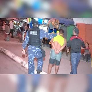 Homem é detido suspeito de se masturbar para mulheres no Terminal Rodoviário de João Pessoa