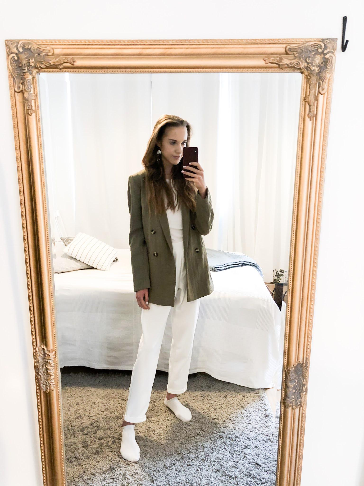 Muotibloggaaja kevättyyli // fashion blogger spring style