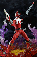 Power Rangers Lightning Collection Time Force Red Ranger 37