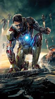 Ironman Mobile HD Wallpaper