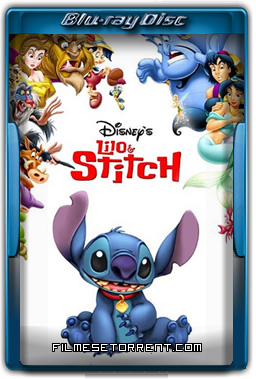 Lilo & Stitch Torrent 2002 720p BluRay Dublado