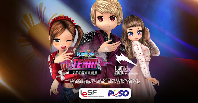Audition Next Level Holds PH Qualifier for IESF World Championship Tournament