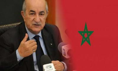 الرئيس الجزائري يجلب على نفسه السخط وجريدة موريتانيةتفضحه أمام العالم بتجاهله المساعدات الملكية