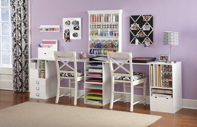 DigiCrumbs: Even More Ideas for Creating a Dream Craft Room