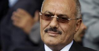 Teroris Syiah Houtsi Bebaskan Anak Mantan Presiden Yaman