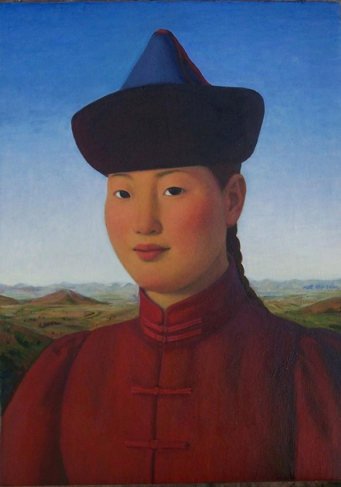 Жизнь чудесной и священной Монголии.