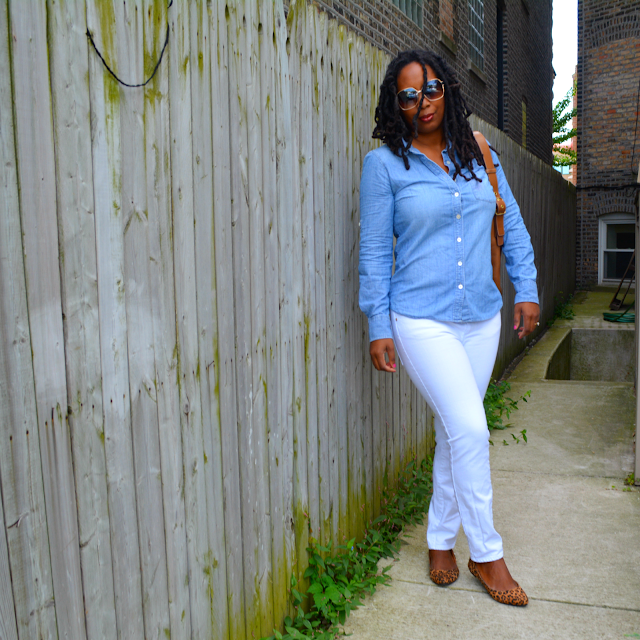 thrift style fashion blog
