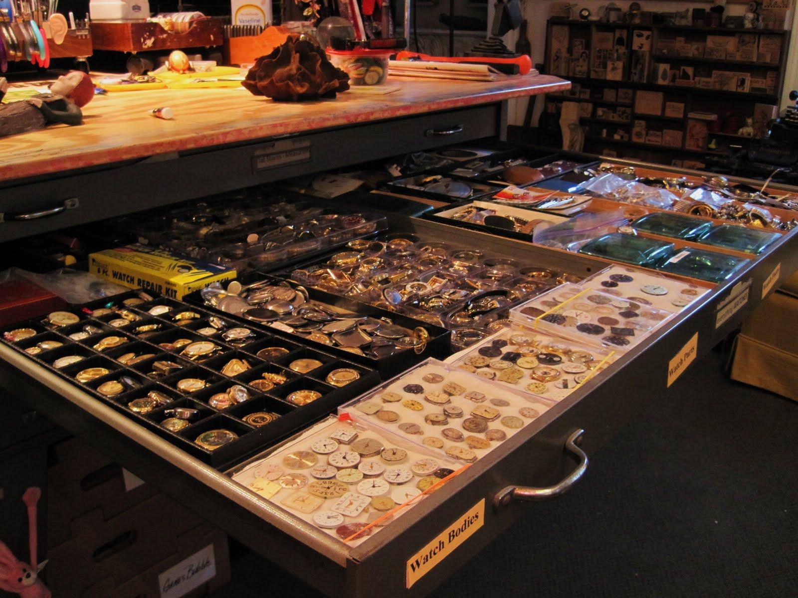 SmARTaleck Studio: Bead & Small Things Storage